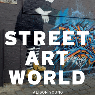Street Art World by Alison Young